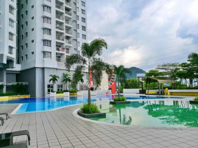symphony heights selayang for sale