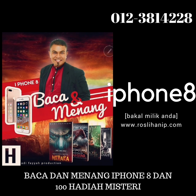 hadiah iphone 8