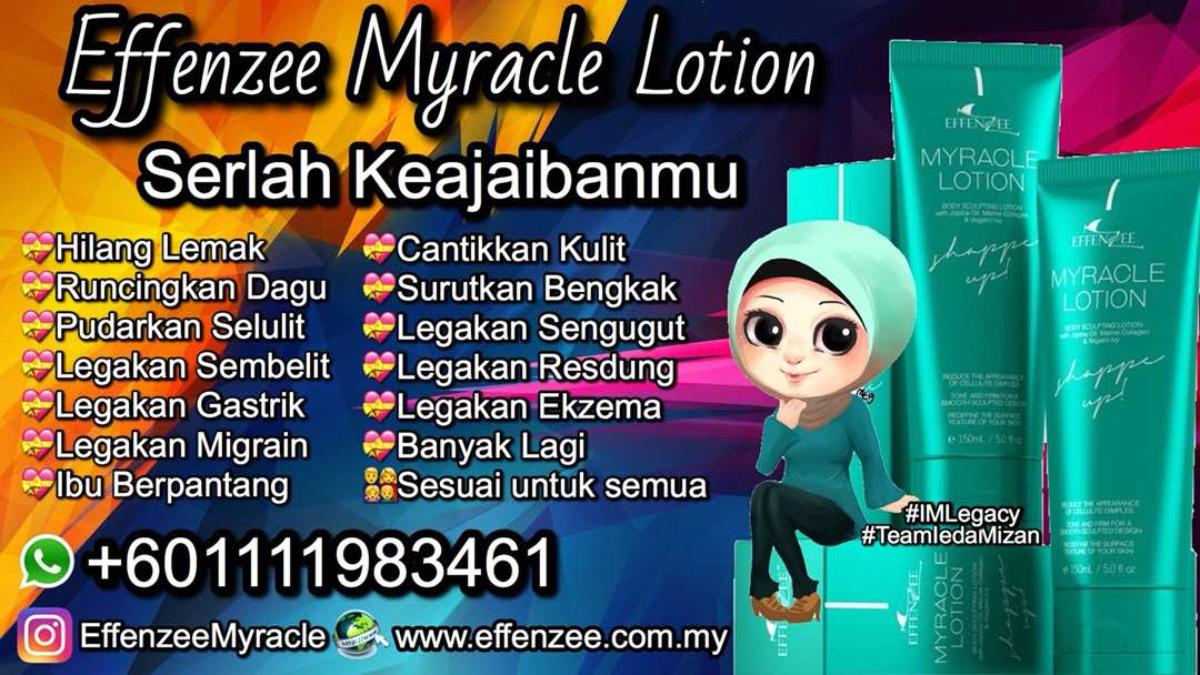 TIPS KEMPIS PERUT CEASER|EFFENZEE MYRACLE|+601111983461