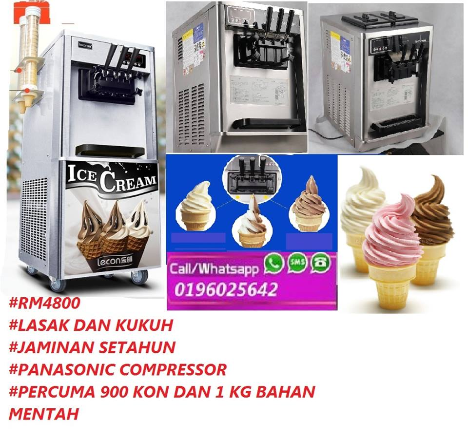 soft ice cream machine suppliers in malaysia |0196025642